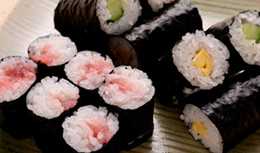 Sushi Baby Roll